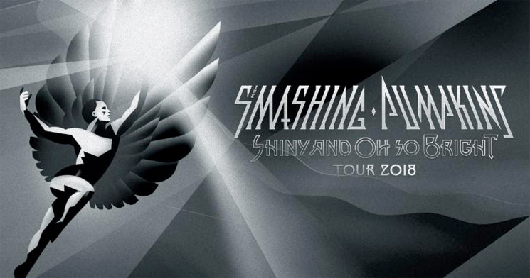 ​Smashing Pumpkins Add Canadian Dates to Reunion Tour