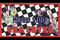 This Ska Cover of PUP's 'Morbid Stuff' Rips