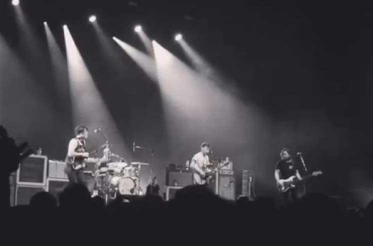 "Watch PUP Cover the Weakerthans' ""Plea from a Cat Named Virtute"" in Toronto"