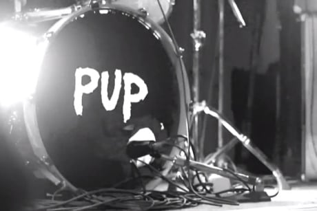"PUP ""My Shadow"" (Jay Reatard cover) (video)"