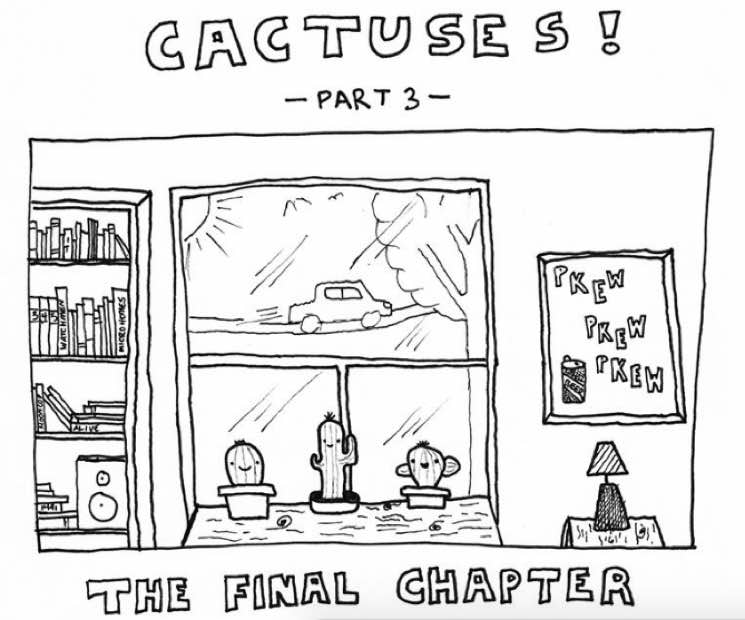 ​PUP's Stefan Babcock Confronts Cactus Fears in Final Chapter of 'Cactuses'