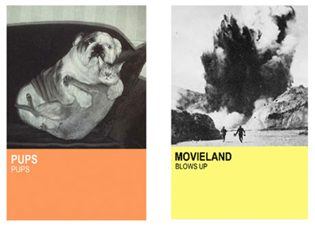 Vancouver's Movieland and PUPS Team Up for Split Tape on Green Burrito Records