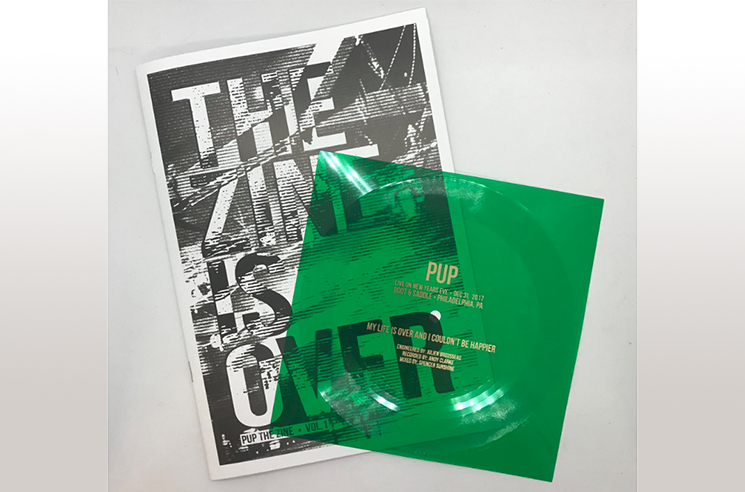 PUP Are Releasing Their Very Own Zine