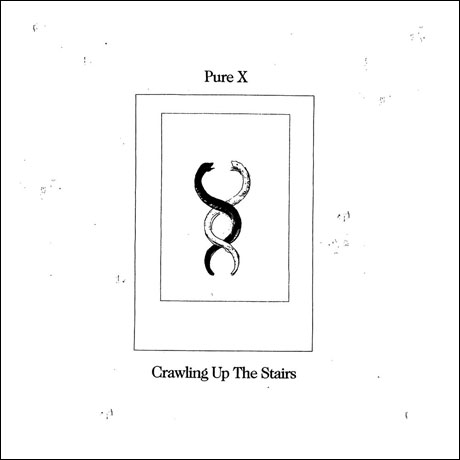Pure X Announce Sophomore LP: 'Crawling Up the Stairs'