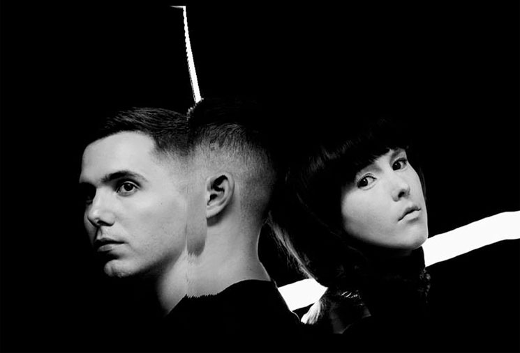 Purity Ring to Play Free Homecoming Show in Edmonton