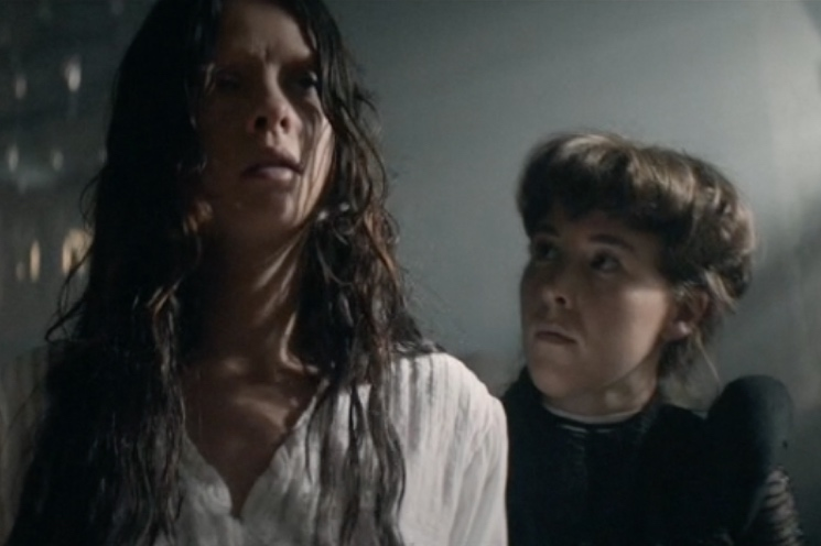 Purity Ring 'Begin Again' (video)