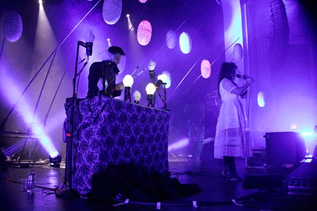 Purity Ring / Blue Hawaii Danforth Music Hall, Toronto ON, May 5