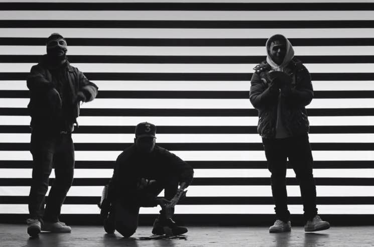 ​Joey Purp Gets Chance the Rapper, Towkio and KAMI for 'Aw Shit!' Video