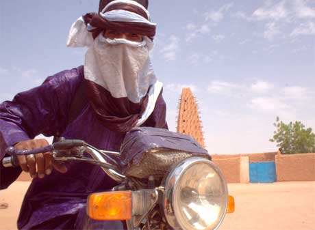 Prince's 'Purple Rain' Reimagined in the Sahara by Sahel Sounds for New Film
