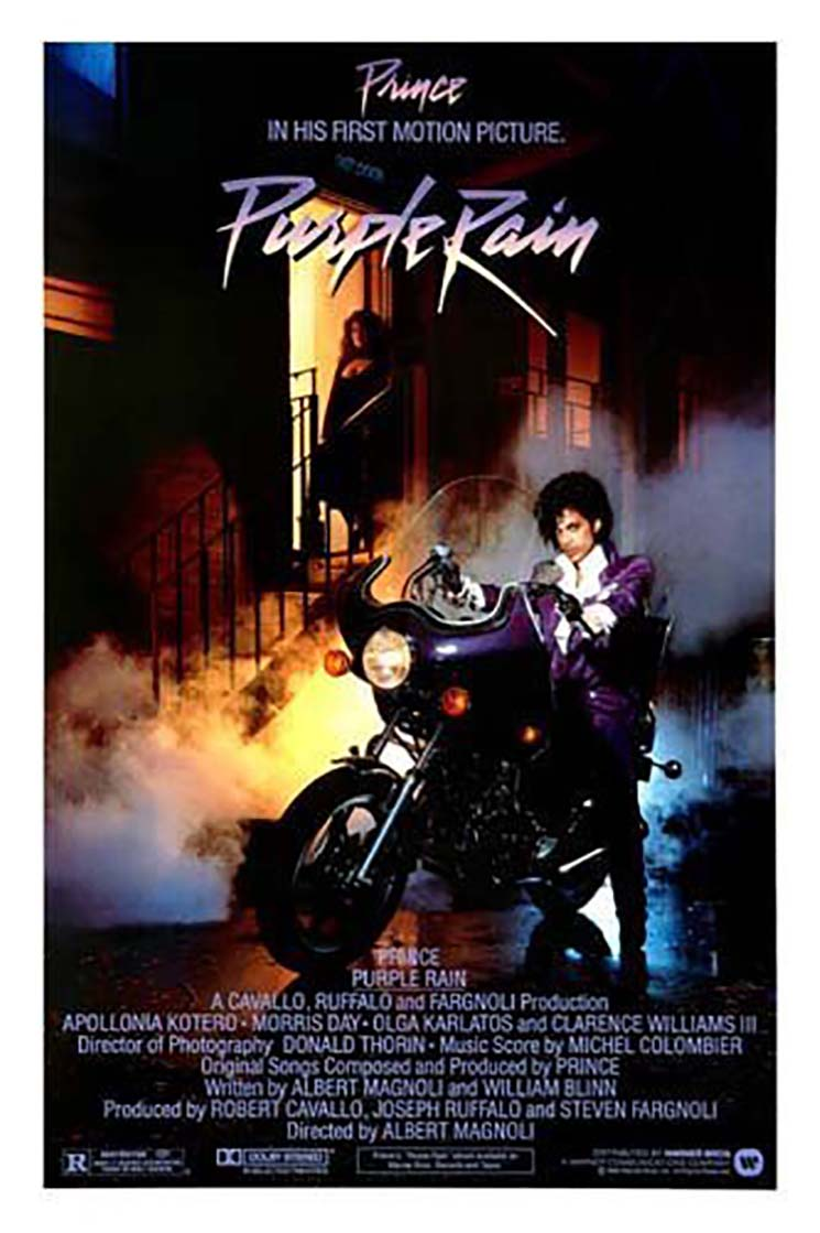 Exclaim! Screenjams Presents Prince's 'Purple Rain'