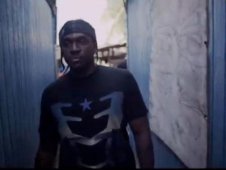 Pusha T 'Blocka' (ft. Travi$ Scott and Popcaan) (video)