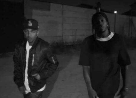 "Pusha T ""Nosetalgia"" (ft. Kendrick Lamar) (video)"