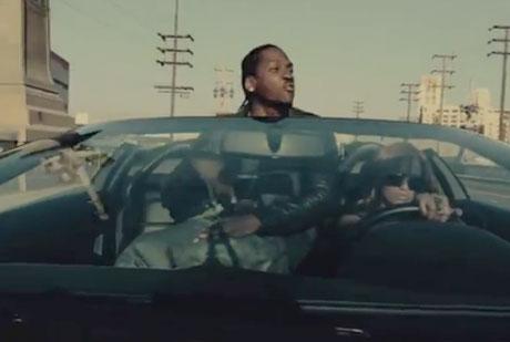 Pusha T 'My God' (video)