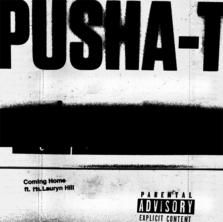 "Pusha-T Teams with Lauryn Hill for New Song ""Coming Home"""