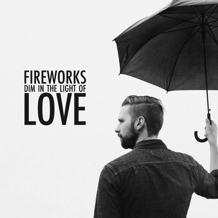 Pushing Static 'Fireworks Dim in the Light of Love' (EP stream)