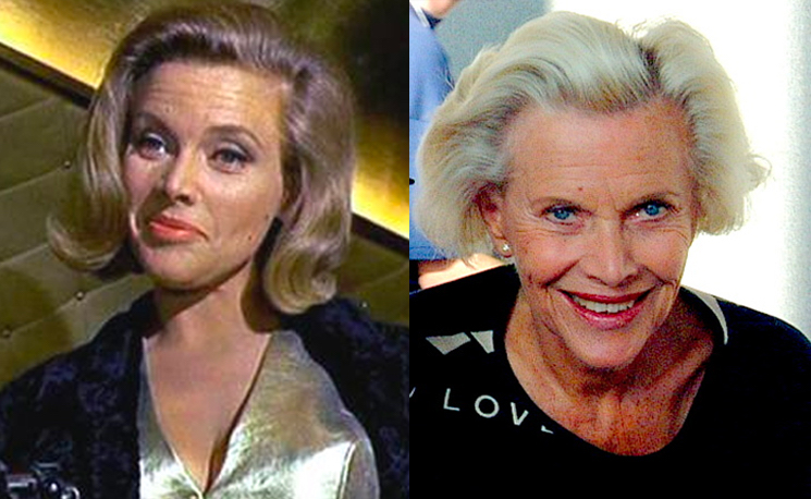 Honor Blackman, Who Played Pussy Galore in 'Goldfinger,' Dead at 94