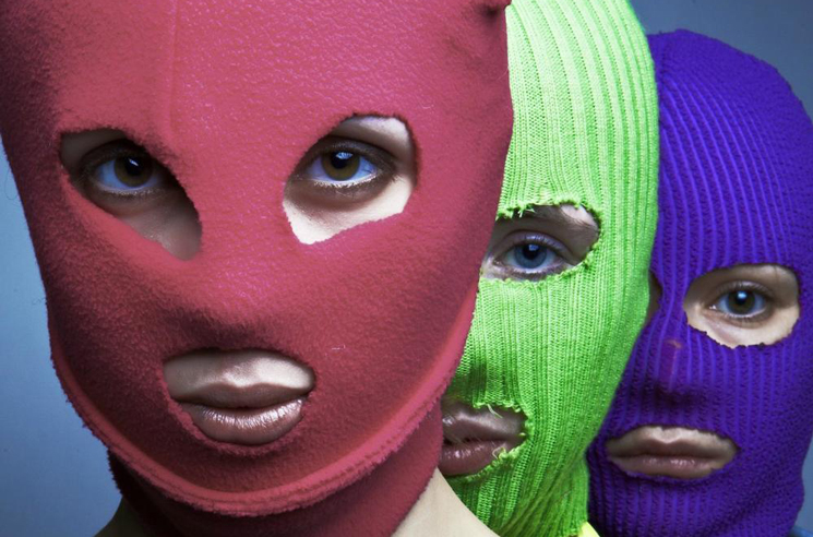 Pussy Riot Announce Toronto Show