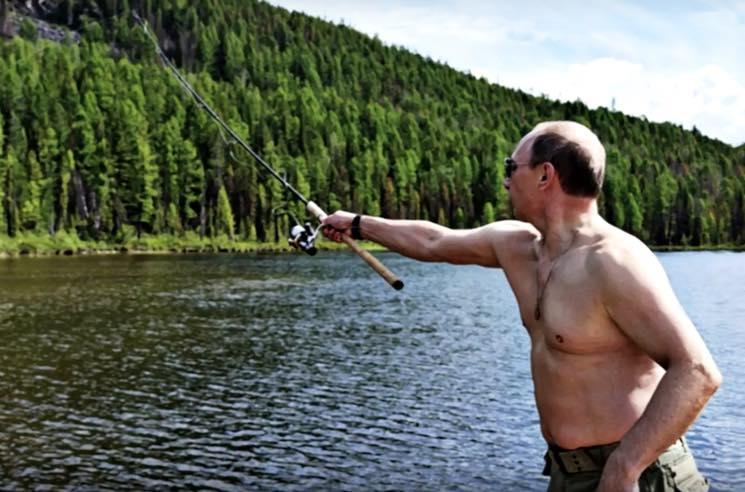 Randy Newman 'Putin' (video)