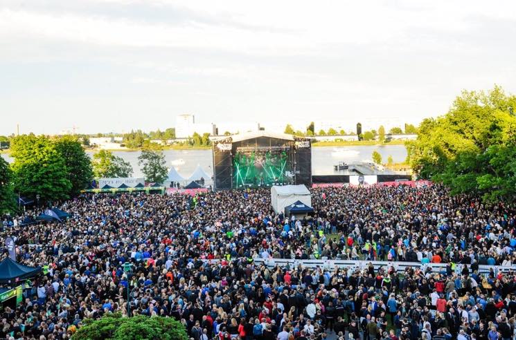 Shocking Number of Sexual Assaults Reported at Swedish Music Festivals