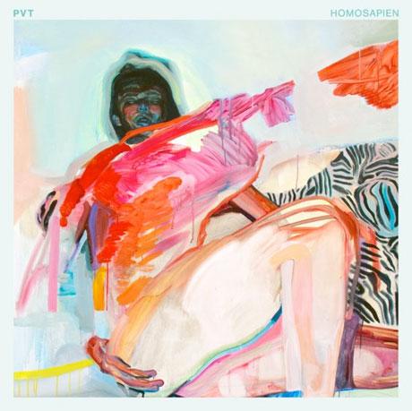 PVT 'Homosapien' (album stream)