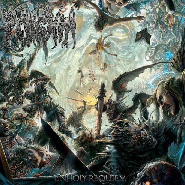 Pyrexia Unholy Requiem