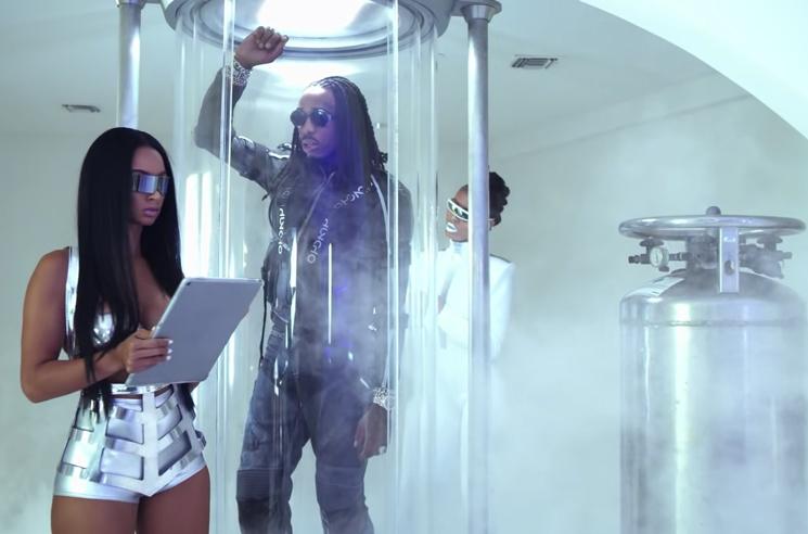 "Watch Quavo's Futuristic ""Bubble Gum"" Video"