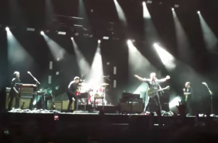 """Watch Queens of the Stone Age Cover Gorillaz' """"Clint Eastwood"""" at Fuji Rock"""