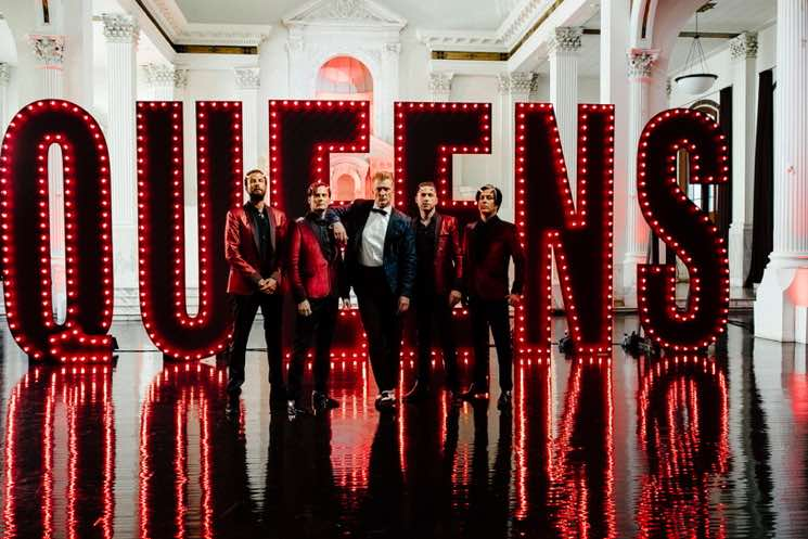 Queens of the Stone Age 'The Way You Used to Do' (video)