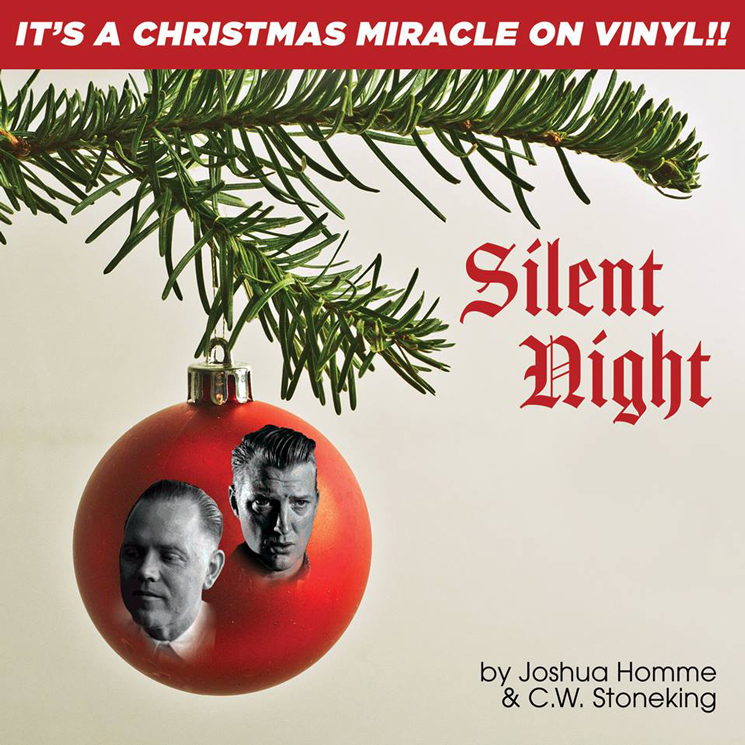 Queens of the Stone Age Announce Christmas Single