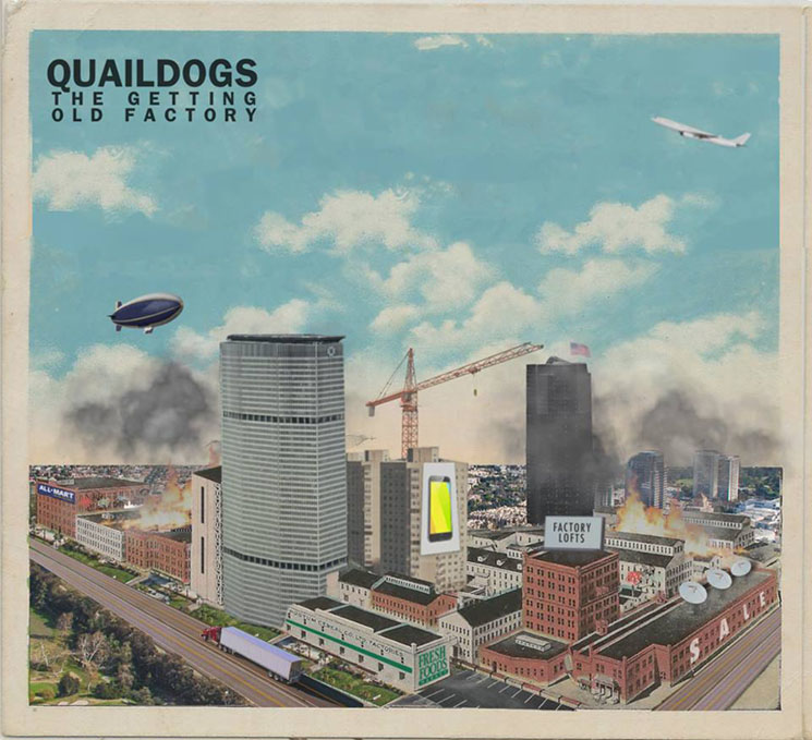 "The Quaildogs ""The World Still Looks the Same"""