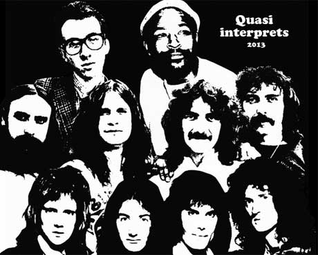 "Quasi ""War Pigs"" (Black Sabbath cover)"