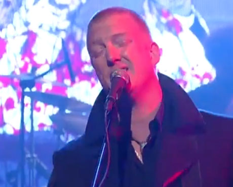 Queens of the Stone Age Full 'Letterman' Webcast