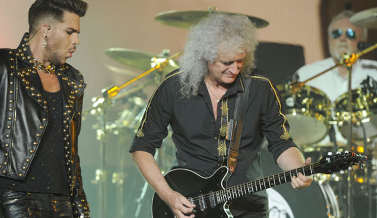 Queen + Adam Lambert Return to Canada on North American Tour