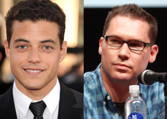 Bryan Singer Fired from Queen Biopic Following Altercation with Rami Malek