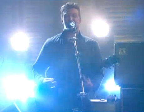 "Queens of the Stone Age ""If Only"" (live on <i>Conan</i>)"