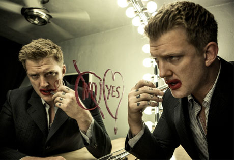 Queens of the Stone Age's Josh Homme The Exclaim! Questionnaire