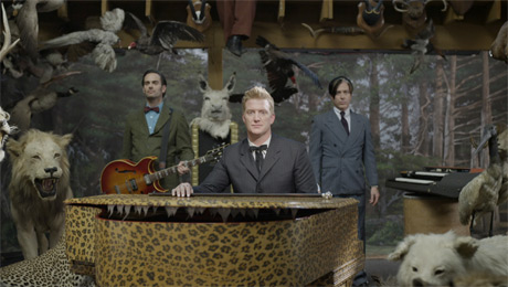 "Queens of the Stone Age ""Vampyre of Time and Memory"" (interactive video)"