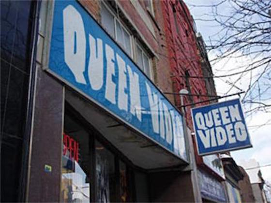 Toronto's Queen Video to Close Original Location