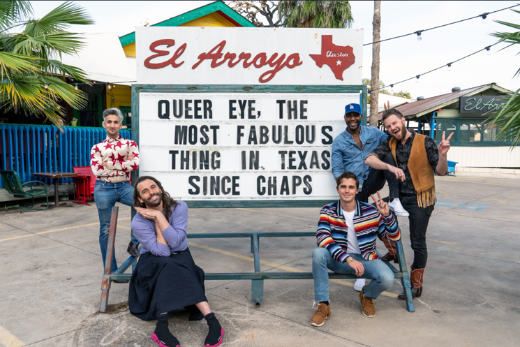 Netflix Renews 'Queer Eye' for Season 6