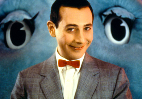 Pee-wee Herman The Exclaim! Questionnaire