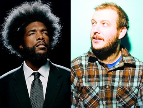 Beefs 2011: Questlove Bummed Out over Bon Iver's Hip-Hop Lyrics List