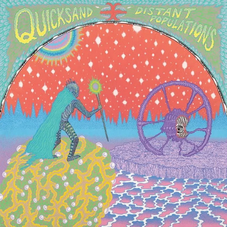Quicksand Return with New Album 'Distant Populations,' Map Out North American Tour