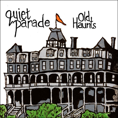 Quiet Parade 'Old Haunts' (EP stream)