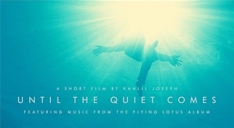 Flying Lotus 'Until the Quiet Comes' (short film)