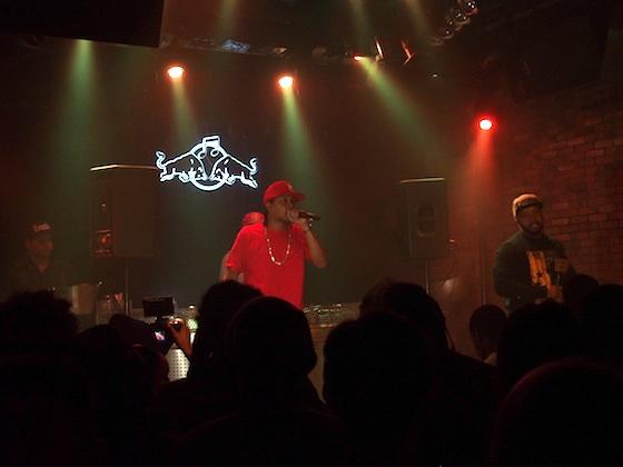 DJ Quik / Mannie Fresh / Shash'u Le Belmont, Montreal QC, February 27
