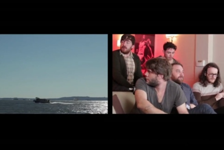 "Frightened Rabbit ""Dead Now"" (video)"