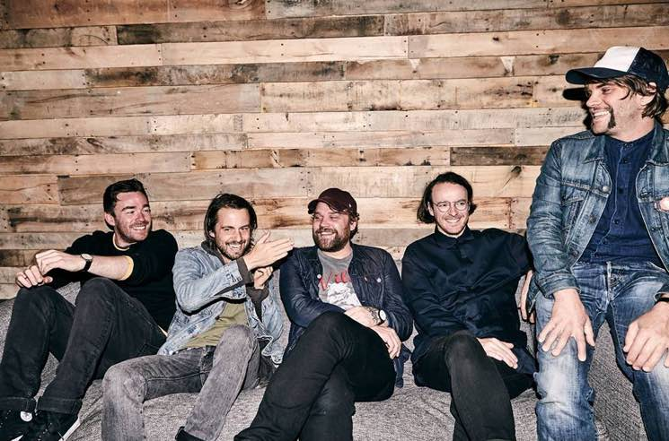 Frightened Rabbit Announce First Show Since Scott Hutchison's Death