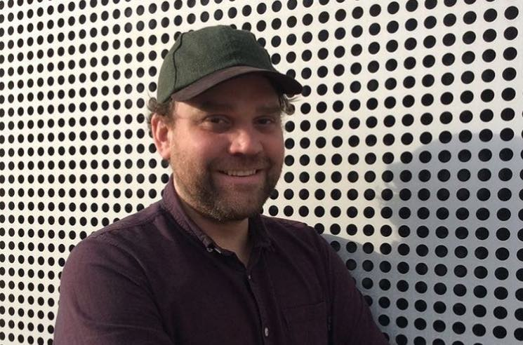 Frightened Rabbit's Scott Hutchison Honoured with Glasgow Mural