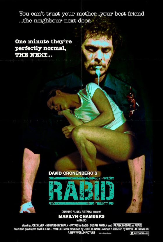 The Soska Sisters Are Remaking David Cronenberg's 'Rabid' as a TV Series