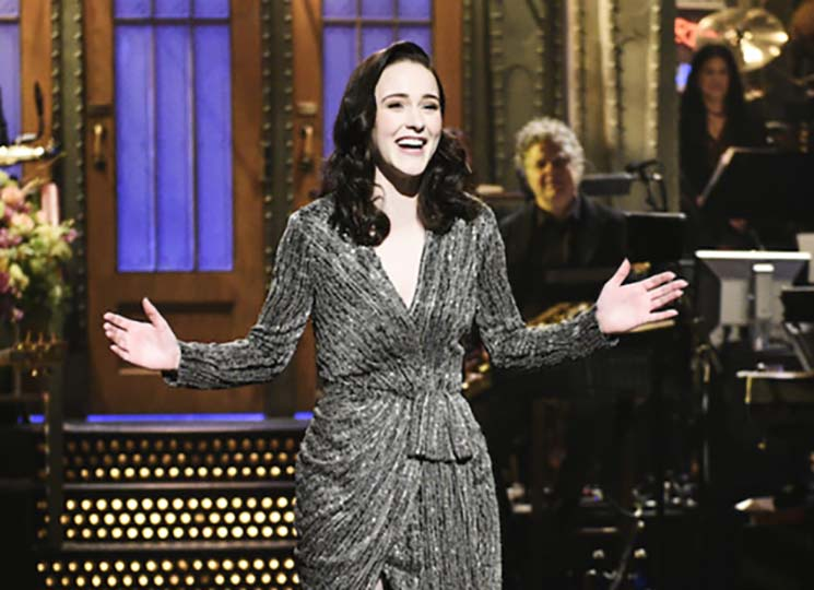 Saturday Night Live: Rachel Brosnahan & Greta Van Fleet January 19, 2019